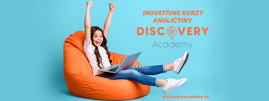 Nový partner Rodinných pasov - DISCOVERY Academy