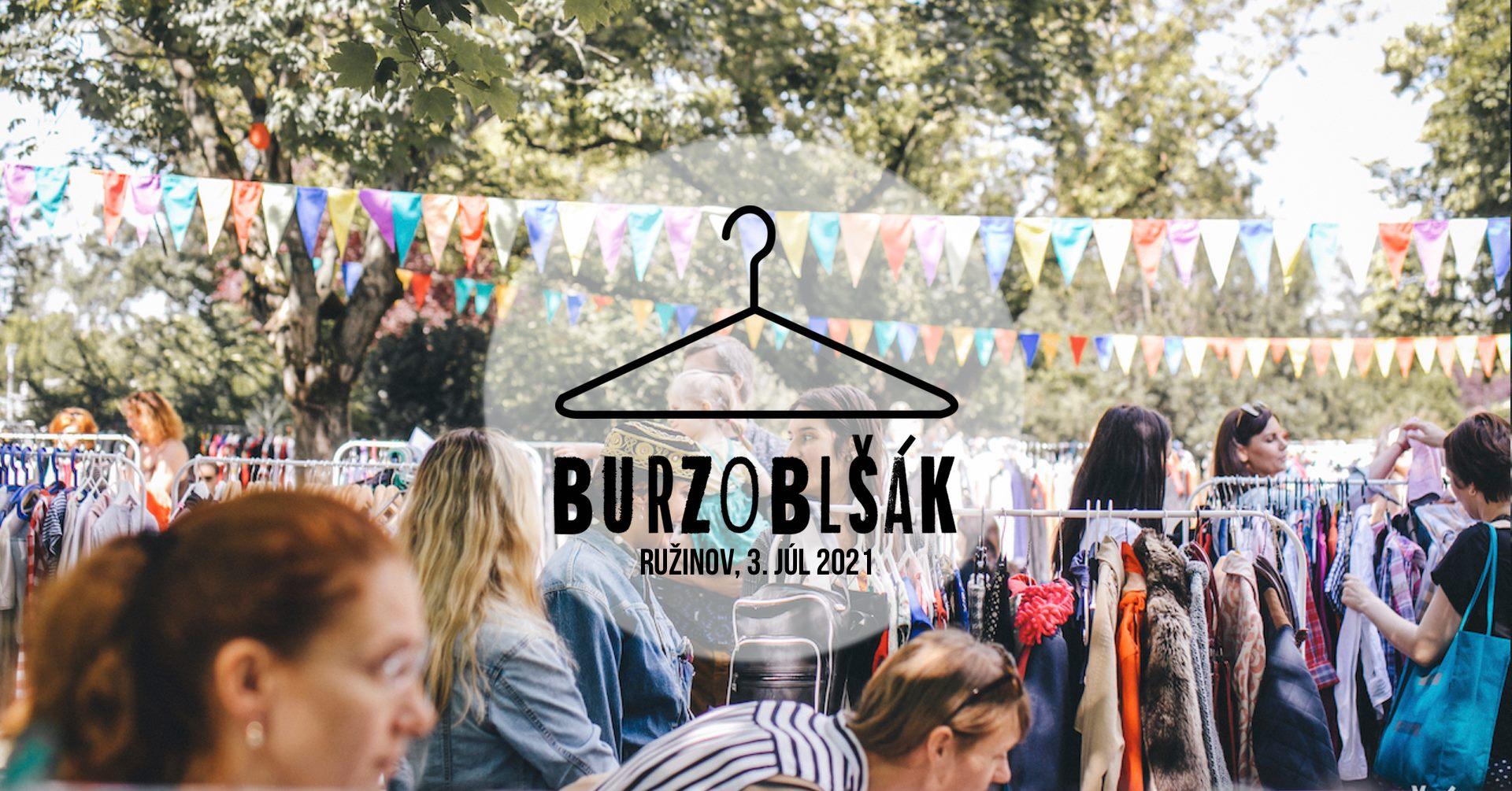 Októbrový Burzoblšák #58 - 2.10.2021 od 8:00 do 14:00, Drieňová 16
