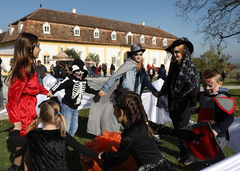 Jeseň na zámku Schloss Hof v znamení pestrosti - 23. - 31. 10.2021 od 10:00 do 18:00