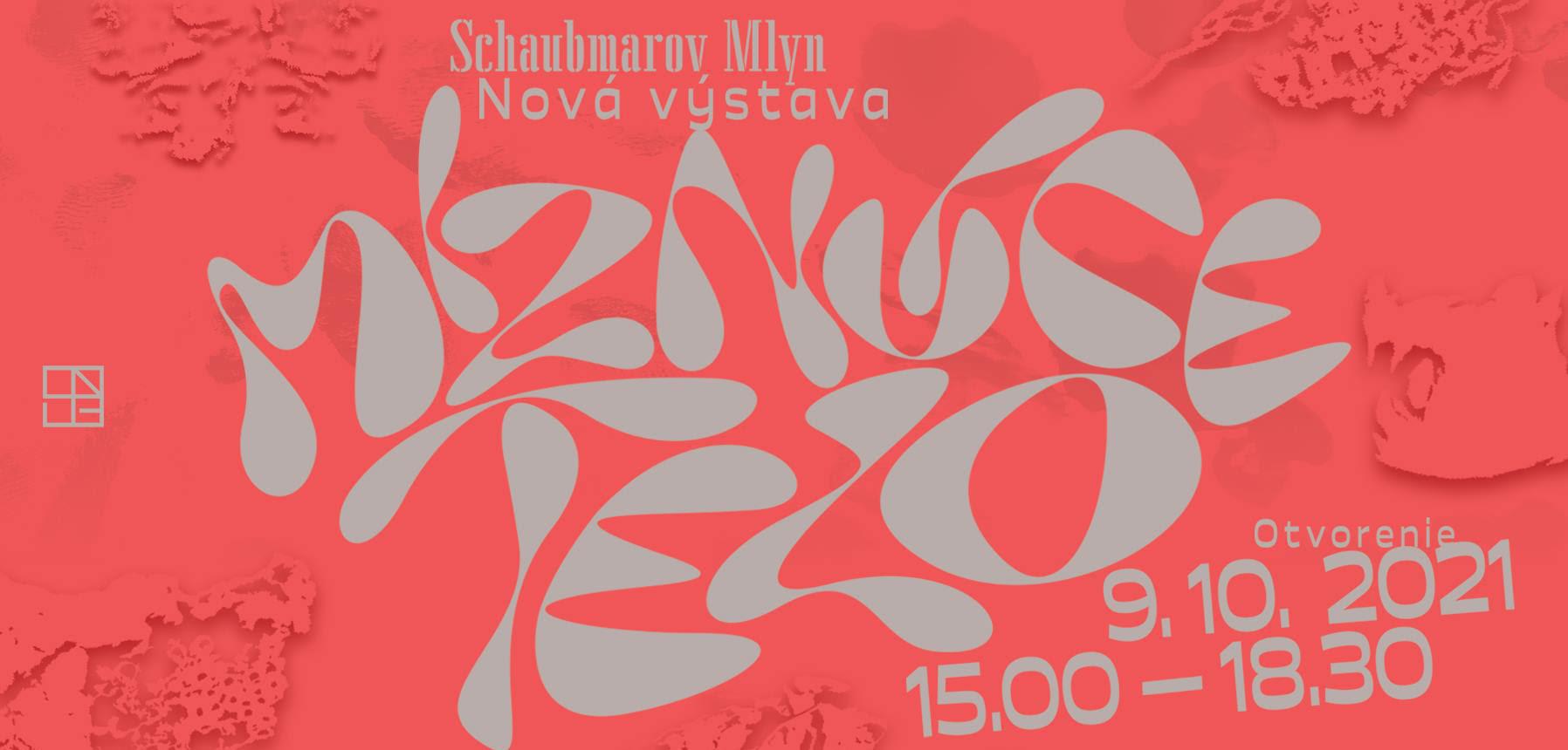 Nová výstava v Schaubmarovom mlyne - Miznúce telo, 9.10.2021 od 15:00