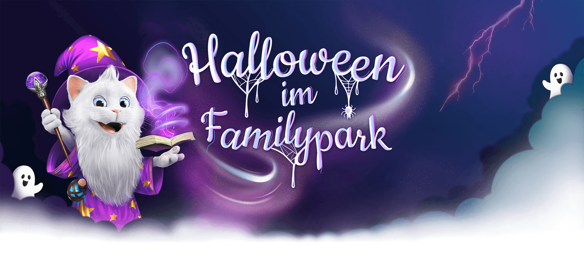Čarovný svet vo Family parku - 22.10. - 1.11.2021, denne od 11:00, Rakúsko
