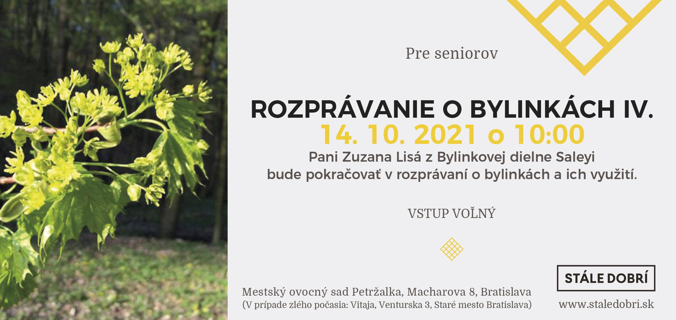Petržalský seniorfest 2021