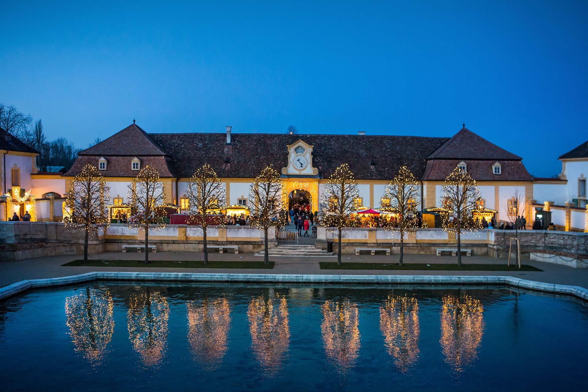 Vianočné trhy 2021 v Schloss Hofe - 20.11.2021 - 19.12.2021