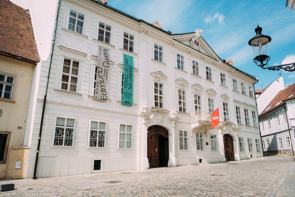 Navštívte Galériu mesta Bratislavy so zľavou