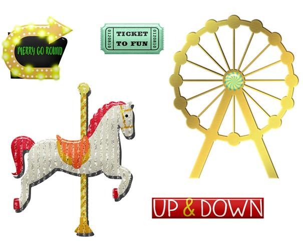 Lunapark v Patržalke - pri Veľkom Draždiaku, do 20.6.2021