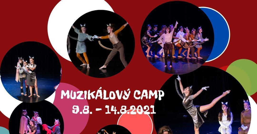 Muzikálový camp - 9.8.2021, Tréningová Akadémia Miletička