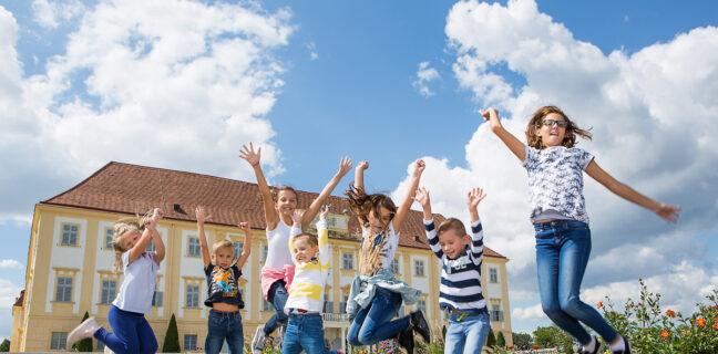 Veľká prázdninová zábava – do 5.9.2021, Schlosshof Rakúsko