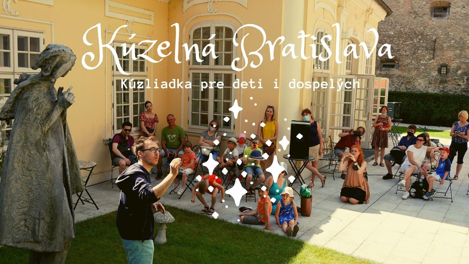 Kúzelná Bratislava - 25. a 26.9.2021, Bratislava