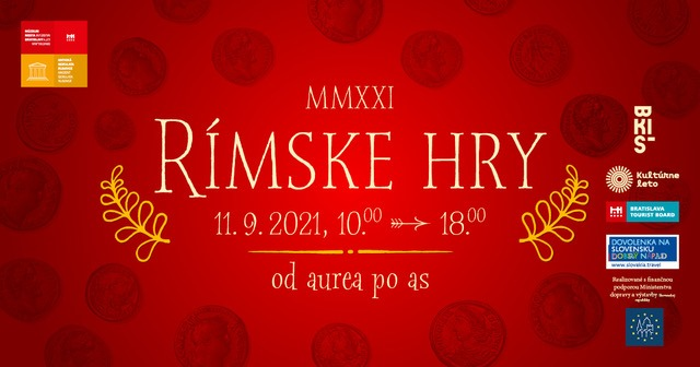 Rímske hry 2021 - Od aurea po as - 11.9.2021, Antická gerulata, Rusovce